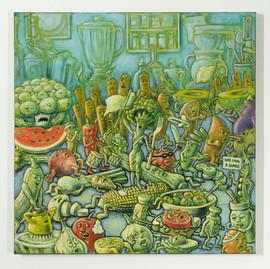 Veggie Wars