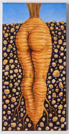 Carrot Butt #2