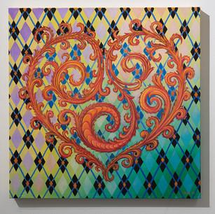 Swirley Heart