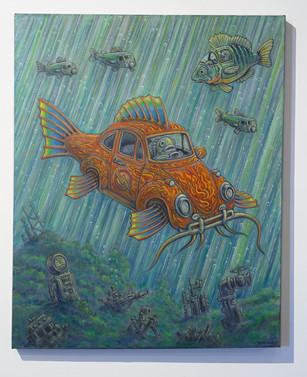 VW Fishmobile