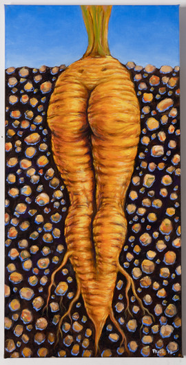 Carrot Butt #1