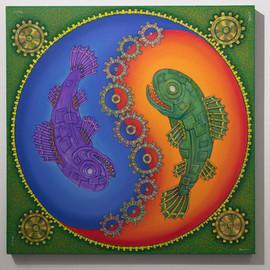 Yin Yang Fish Gear