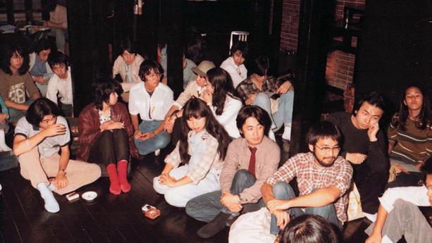 東京造形大学のアニメーション上映と個人的な製作について記憶している幾つかの出来事(1)