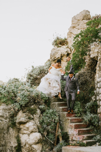 Lovrijenac Fortress Wedding Dubrovnik72.
