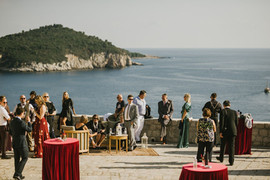 Lovrijenac Fortress Wedding Dubrovnik17.