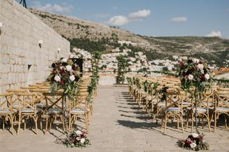 Lovrijenac Fortress Wedding Dubrovnik13.
