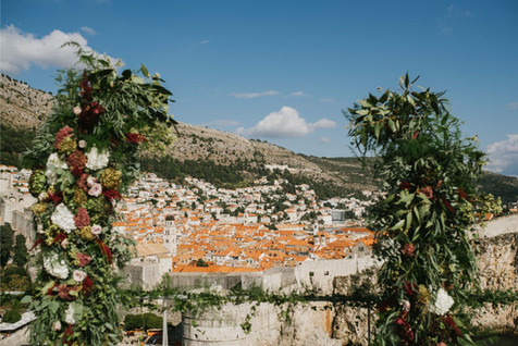 Lovrijenac Fortress Wedding Dubrovnik12.