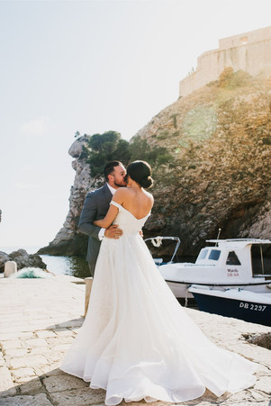 Lovrijenac Fortress Wedding Dubrovnik6.j