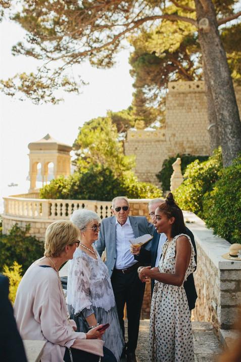 Villa Sheherezade Dubrovnik Luxury Weddi