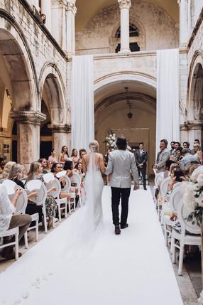 Sponza Wedding Neptun Dubrovnik Royal Ho