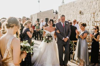Lovrijenac Fortress Wedding Dubrovnik23.