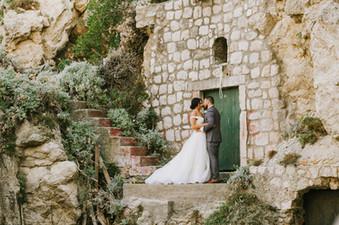 Lovrijenac Fortress Wedding Dubrovnik73.