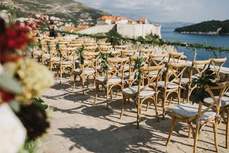 Lovrijenac Fortress Wedding Dubrovnik11.