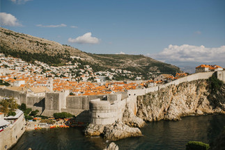 Lovrijenac Fortress Wedding Dubrovnik10.