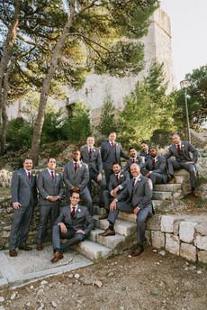 Lovrijenac Fortress Wedding Dubrovnik69.