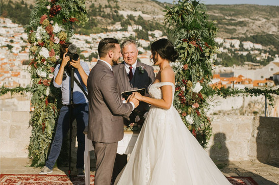 Lovrijenac Fortress Wedding Dubrovnik25.