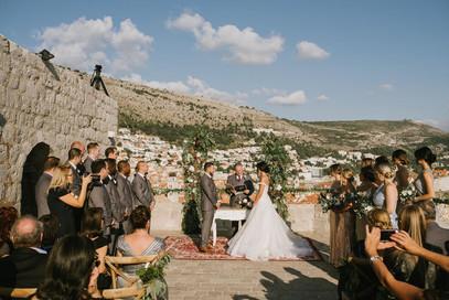 Lovrijenac Fortress Wedding Dubrovnik24.