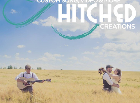 Vendor Spotlight (Hitched Creations)