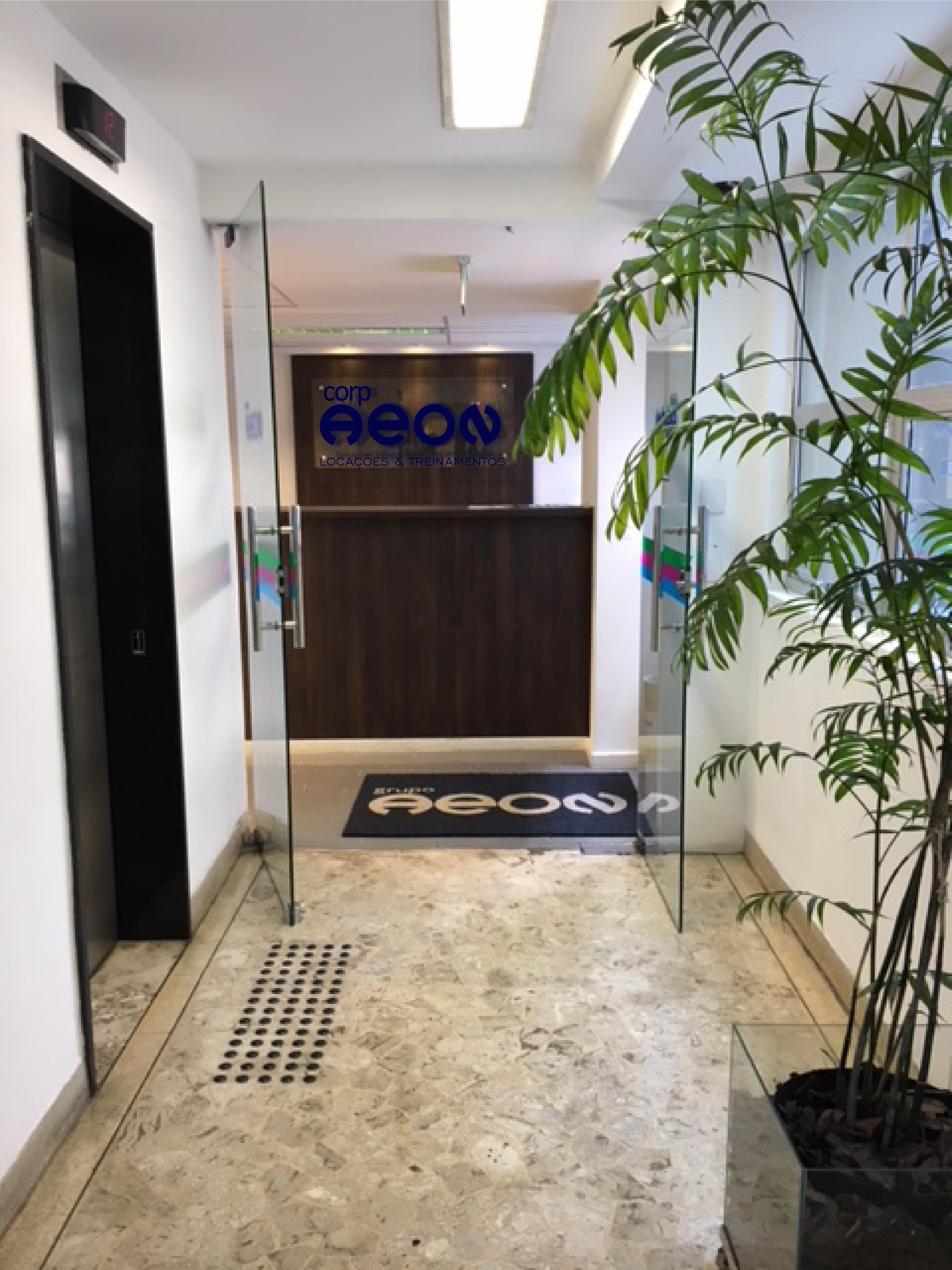 Empresa locação de espaços -AeonCorp