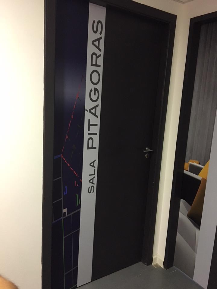 Espaço para palestras - AeonCorp