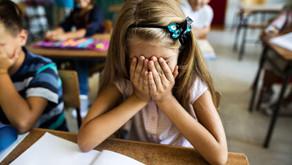 STRESS Scolaire : le reconnaître et aider son enfant!