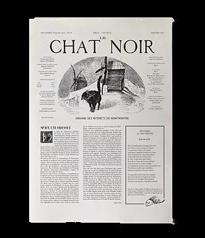 DECEMBRE n°29 Journal Le Chat Noir