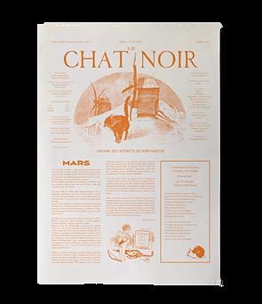DECEMBRE n°31 Journal Le Chat Noir