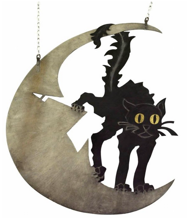 Enseigne Cabaret Chat Noir Journal Le Chat Noir