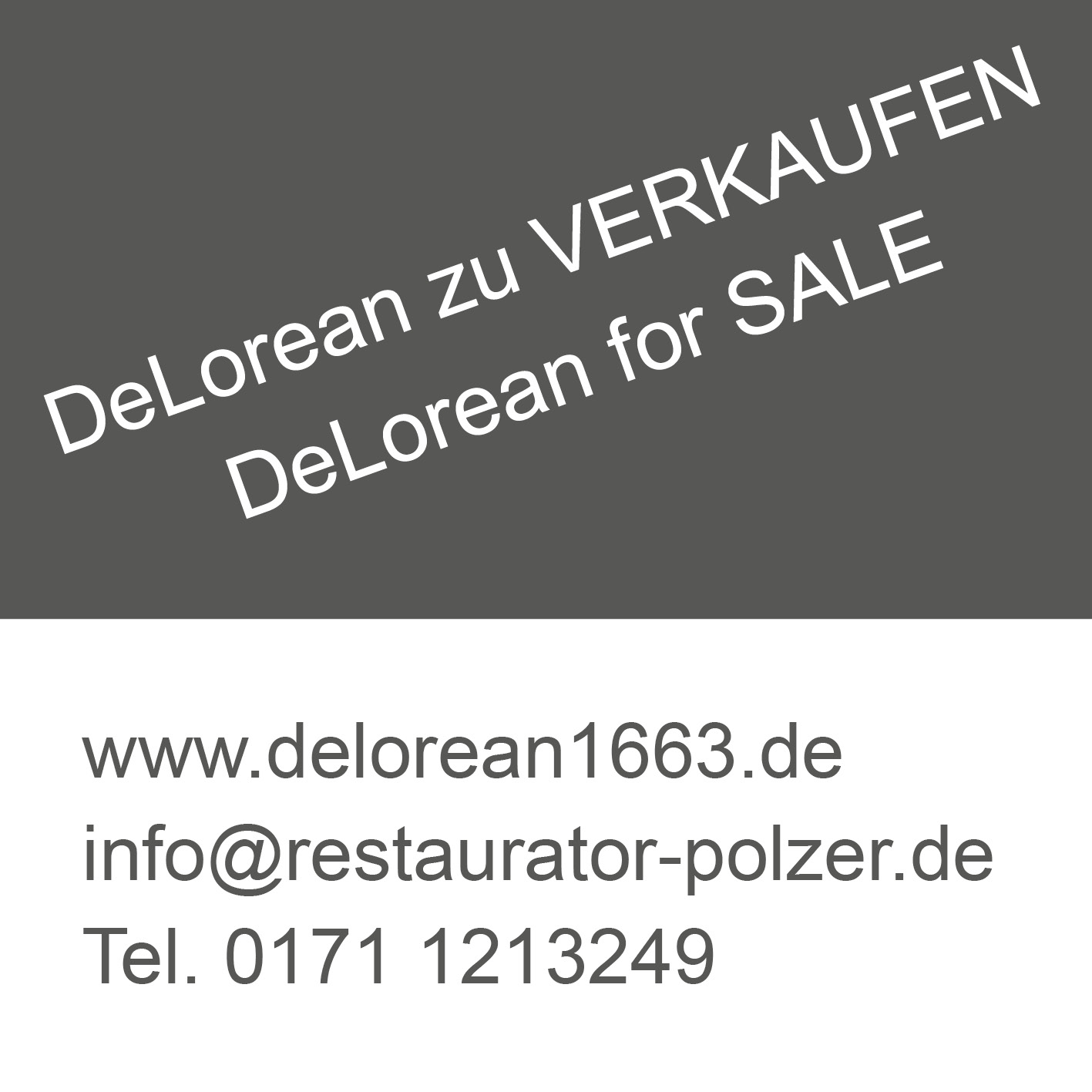 delorean-sale