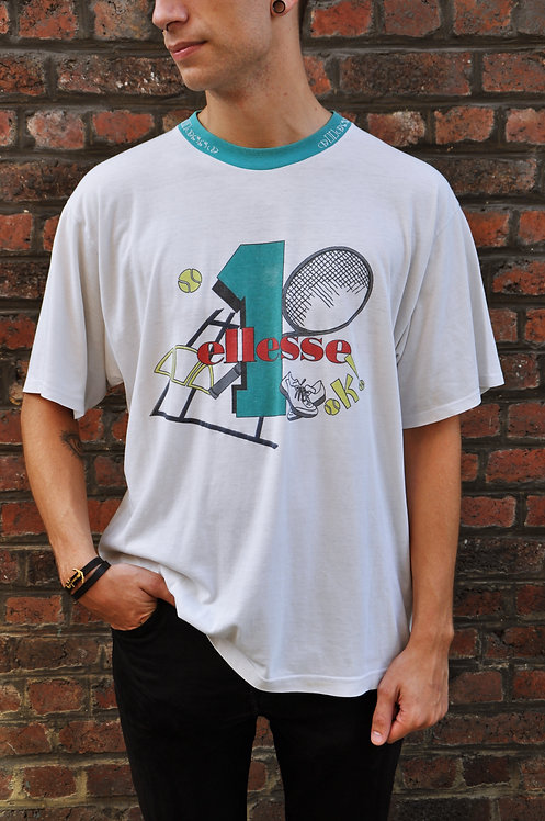 T-shirt Ellesse collector 80's