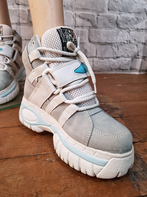 Chaussures plateformes Carthesian 90's
