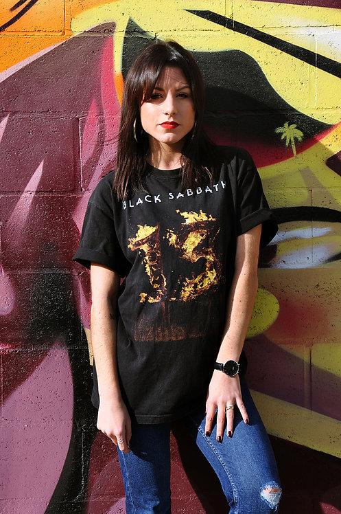 T-shirt de groupe Black Sabbath 13