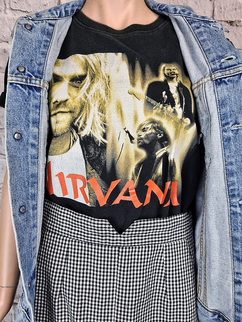 T-shirt Nirvana 90's