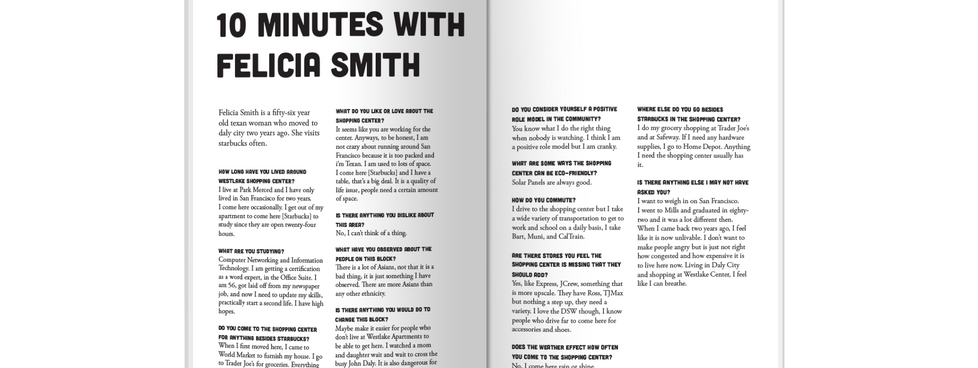 10 Minutes with Felicia Smith