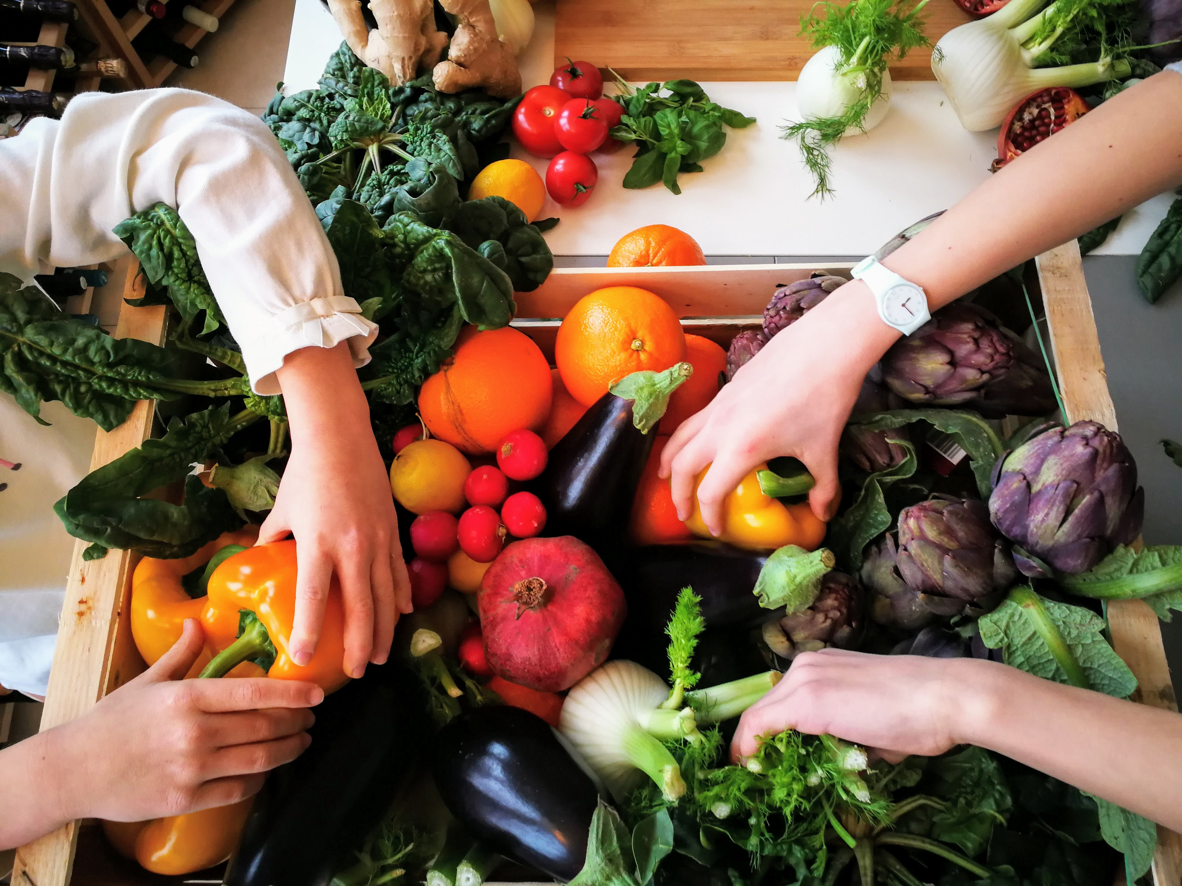 COVID19- Online Food Education Plan