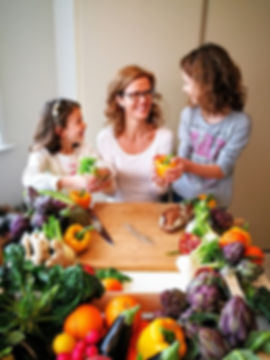 Nutrition education forchildren