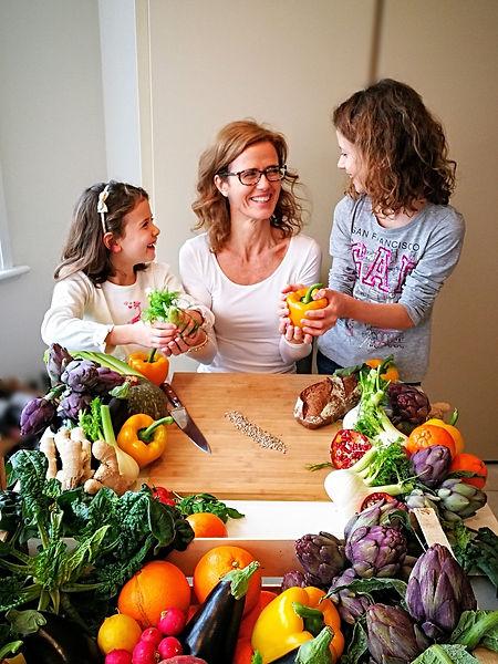 Nutrition education forchildren