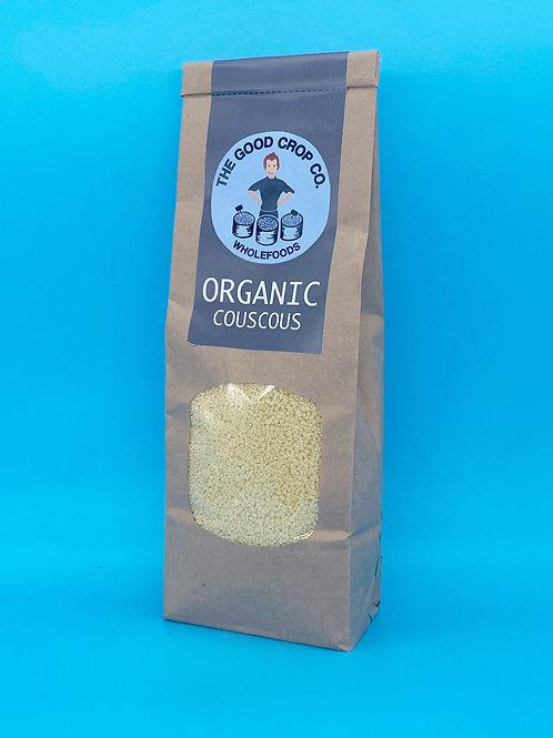 The Good Crop Co. Organic Couscous ☘️  🧡