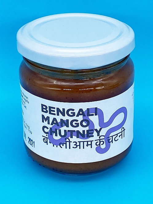 Masaalon Bengali Mango Chutney☘️  🧡