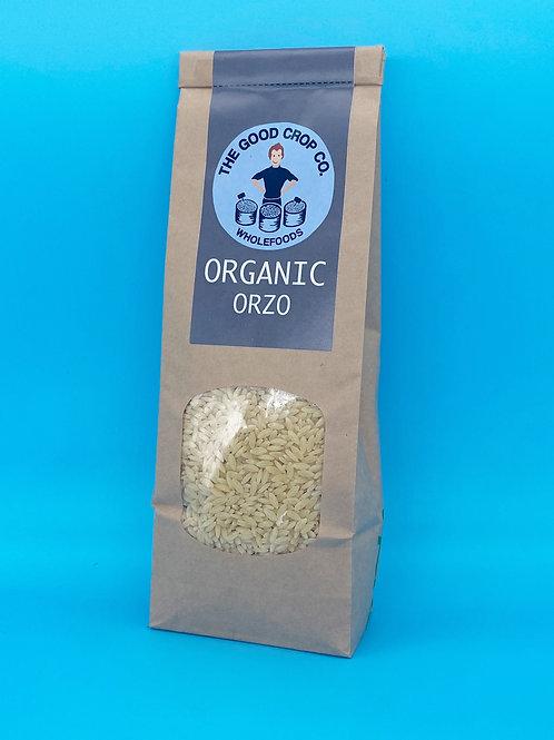 The Good Crop Co. Organic Orzo ☘️  🧡