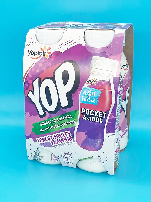 Yop Forest Fruits Flavour☘️  🧡