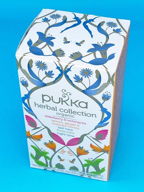 Pukka Herbal Collection 20 sachets