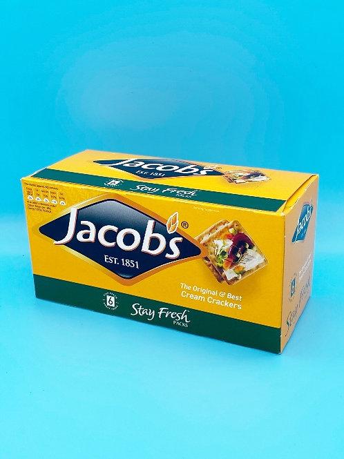 Jacobs Cream Cracker Snack Packs
