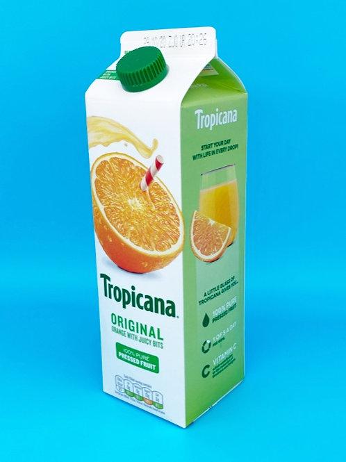 Tropicana Orange Juice with Bits