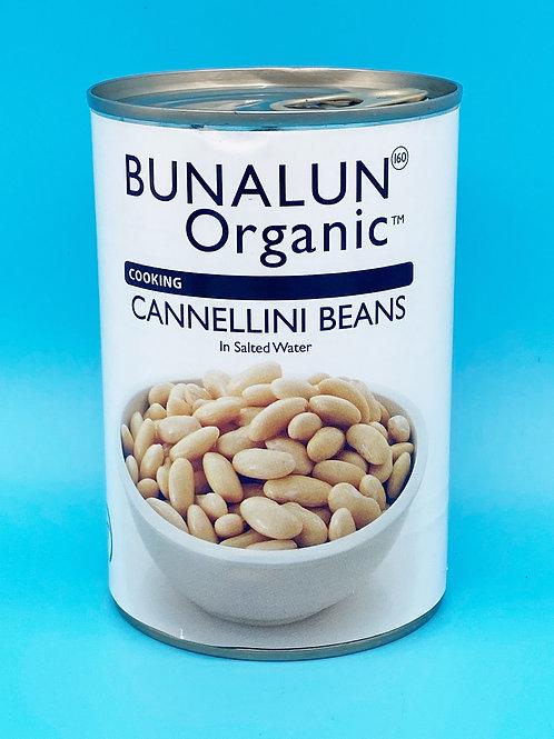 Bunalun Organic Cannellini Beans☘️  🧡