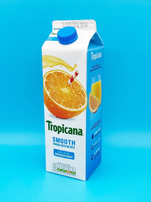 Tropicana Orange Juice Smooth