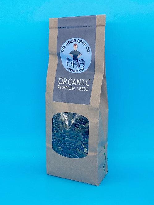 The Good Crop Co. Organic Pumpkin Seeds ☘️  🧡