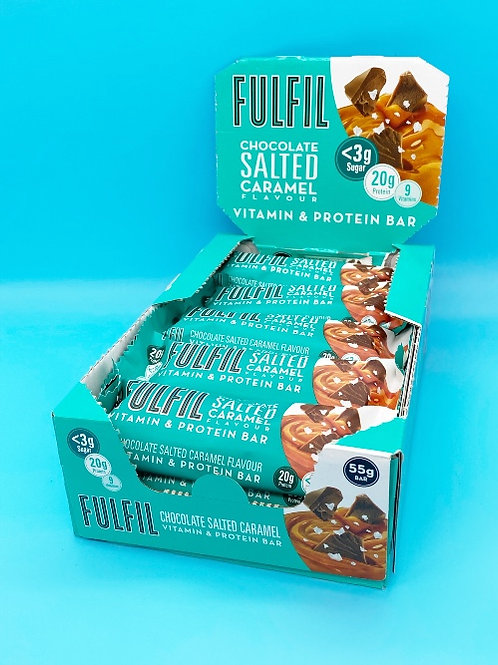 Fulfil Chocolate Salted Caramel