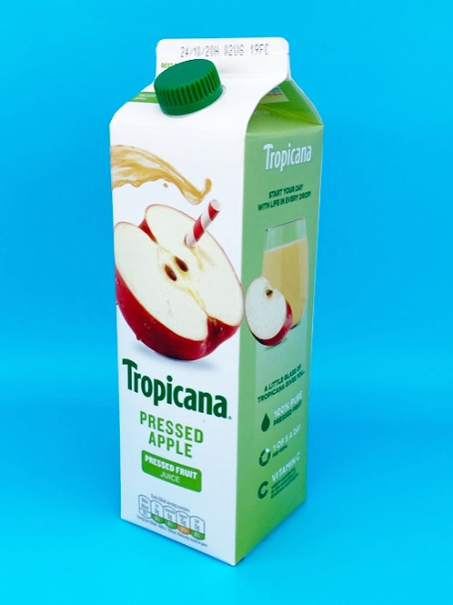 Tropicana Pressed Apple Juice