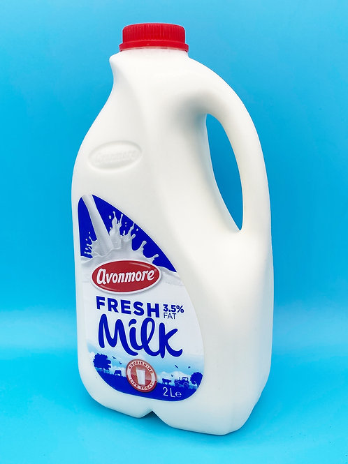 Avonmore Full Fat 2 Litre☘️  🧡